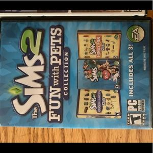 Other - Sims 2 bundle